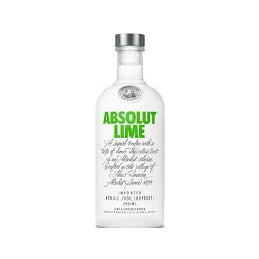 ABSOLUT VODKA LIME 70CL