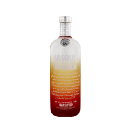 ABSOLUT VODKA PEACH 70CL